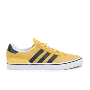 Adidas Busenitz Vulc Shoes - St Fade Gold/Dark Shale/Running White