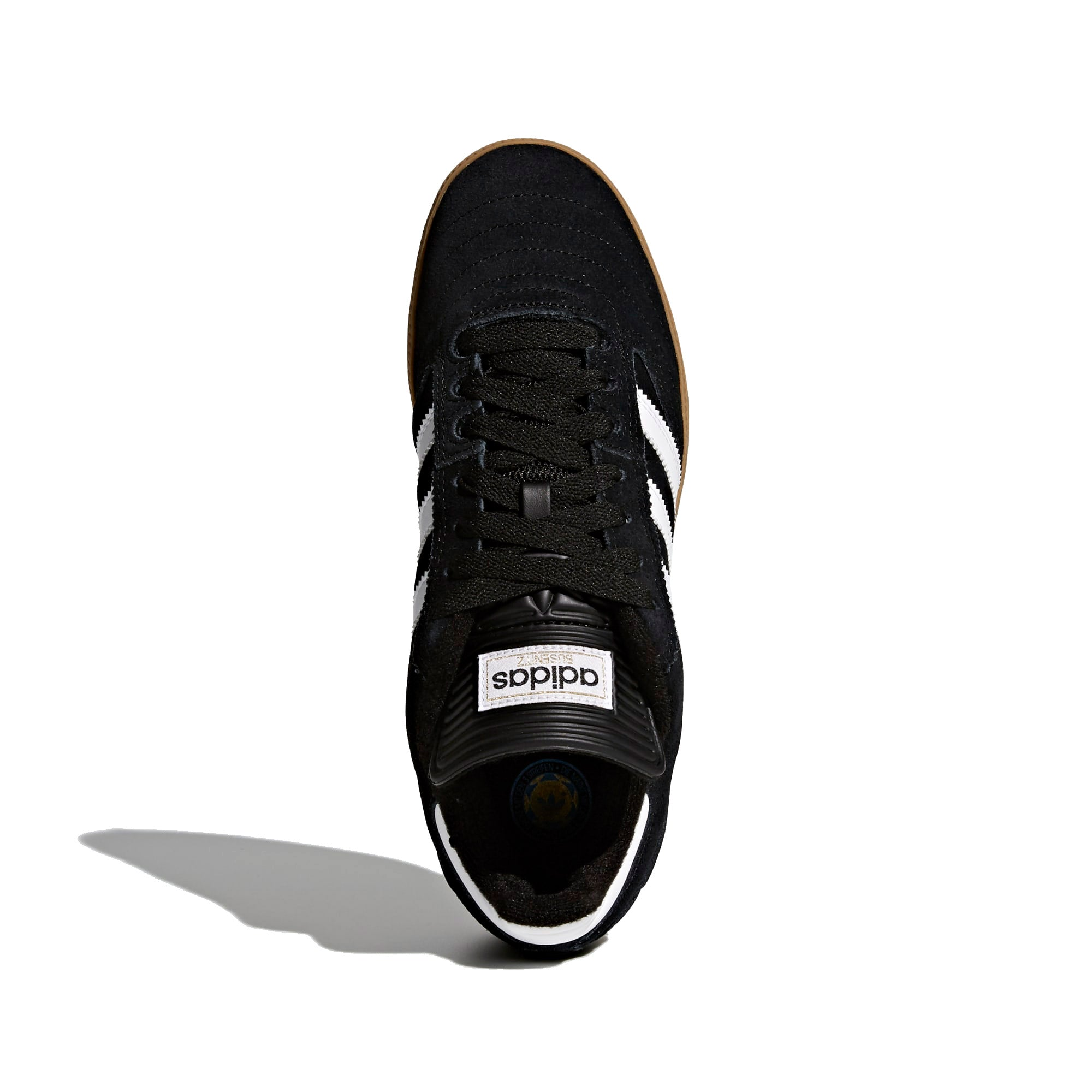 El principio Permanente Acostumbrar  Adidas Busenitz G48060-2 Black/Cloud White/Gold Metallic – Tiki Room  Skateboards