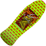 "Powell Peralta Cab Street Dragon Retro deck (9.625""), Lime Green Canada"