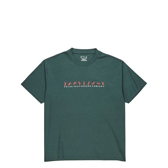 Polar Cartwheel tee  Grey Teal Canada
