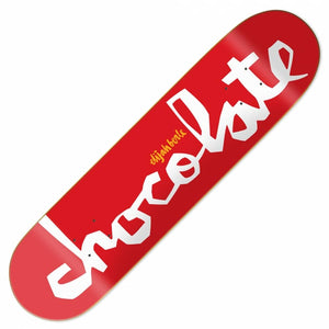 "Chocolate Original Chunk Berle Deck (7.25"")"