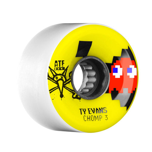Bones Ty Evans Chomped III ATF Wheels (62mm)