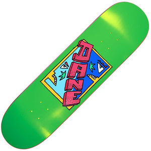 "Polar Dane Brady Cake Face deck (8.38""), Green Canada"