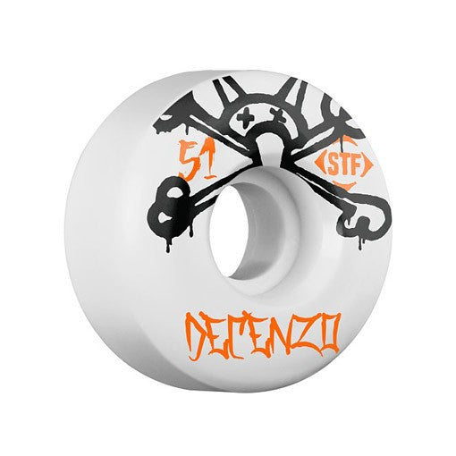Bones Decenzo Mad Chavo V2 STF Wheels (51mm)