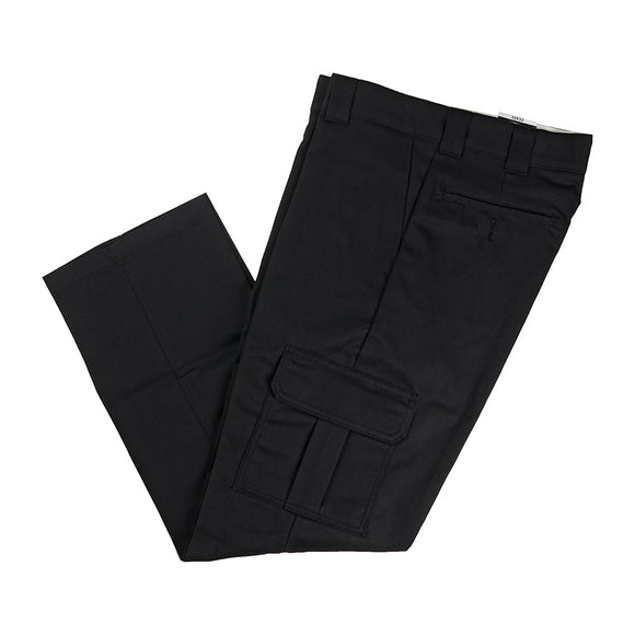 Dickies 595 Regular Fit Cargo twill flex pant, black