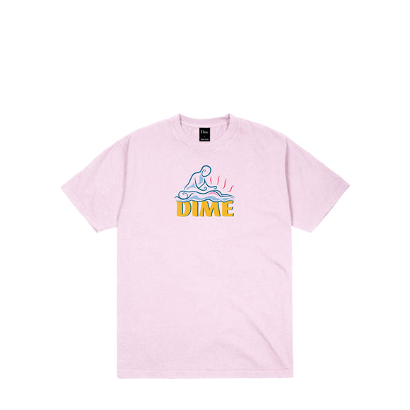 Dime Relief tee light pink Canada