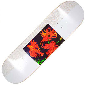 "Quasi Dior Deck (8.38"") - Whitewash Natural"