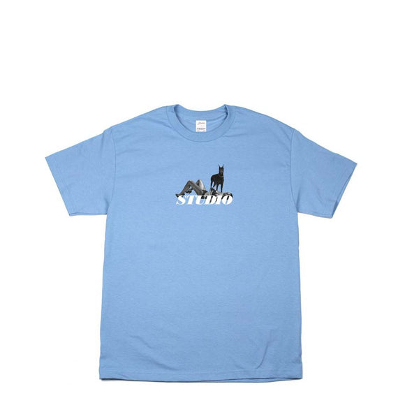 Studio Dobermann Tee Carolina blue Canada