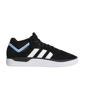 Adidas Tyshawn EE6076 core black/white/light blue Canada