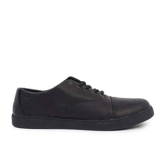 Emerica Shifter Low Black Leather