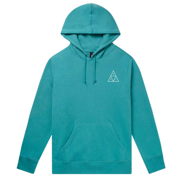 HUF Essentials Triple Triangle hoodie Biscay Bay Canada