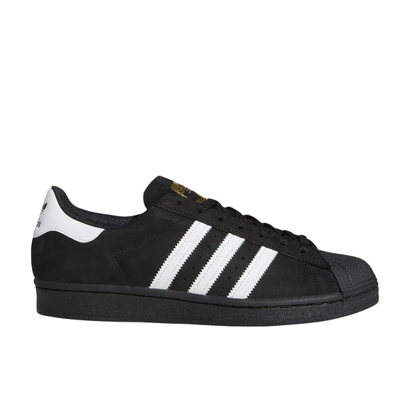 Adidas Superstar ADV FV0321 Cloud Core Black/Cloud White/Gold Metallic Canada
