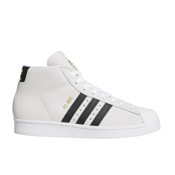 Adidas Pro Model FV4695 Cloud White/Core Black/Gold Metallic Canada