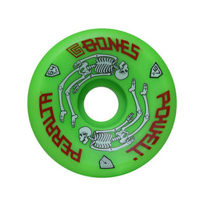 Powell Peralta G-Bones Wheels - Green (64mm)