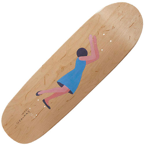 Girl Mariano Art Dump Alumni Cruiser Deck (9.125