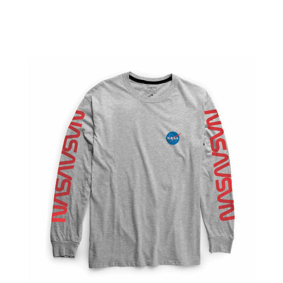 Habitat x NASA Worm repeat long sleeve tee grey Canada