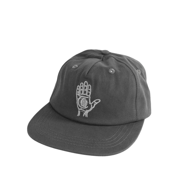 Theories Hand of Theories strapback, Charcoal Steele Canada