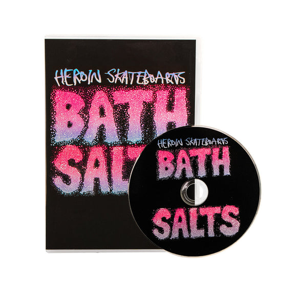 Heroin Bath Salts DVD