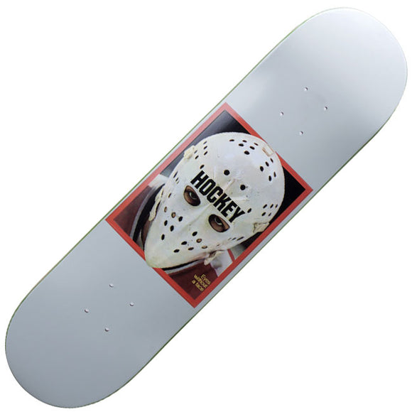 Hockey Eyes Without A Face Deck - Ivory (8.00