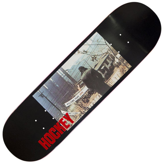 Hockey John Welcome Home deck (olive) (8.18