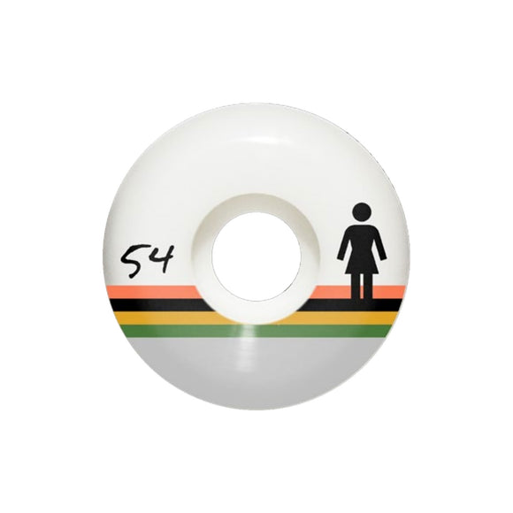 Girl Horizon Conical Wheels (54mm)