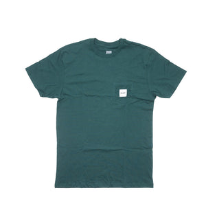 HUF Box Logo Pocket Tee
