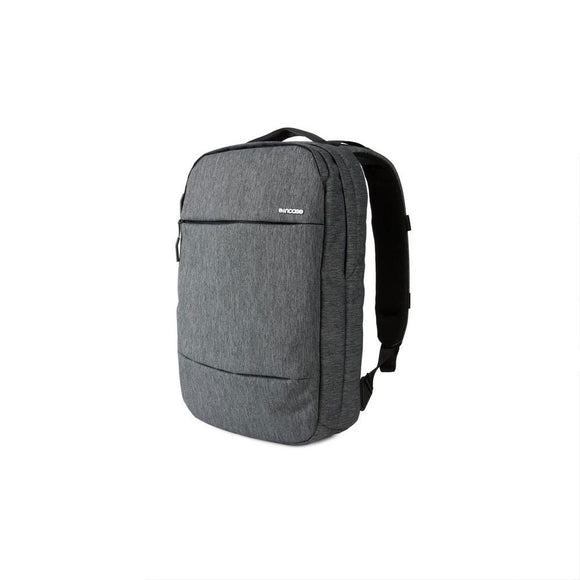 Incase City Compact Backpack - Heather Black/Gunmetal Grey