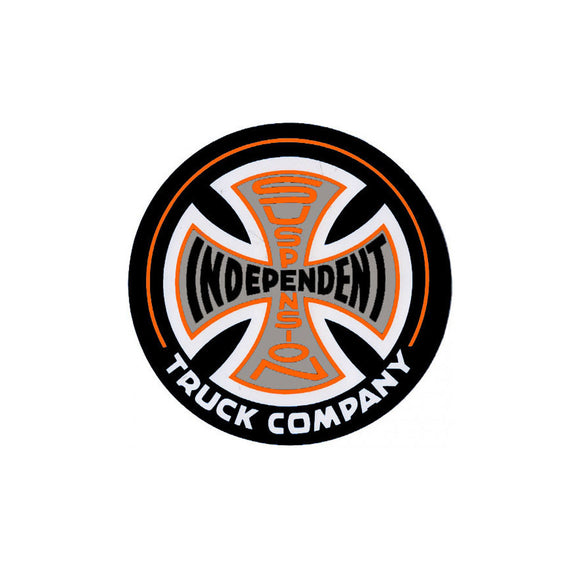 Independent Suspension Sketch Decal
