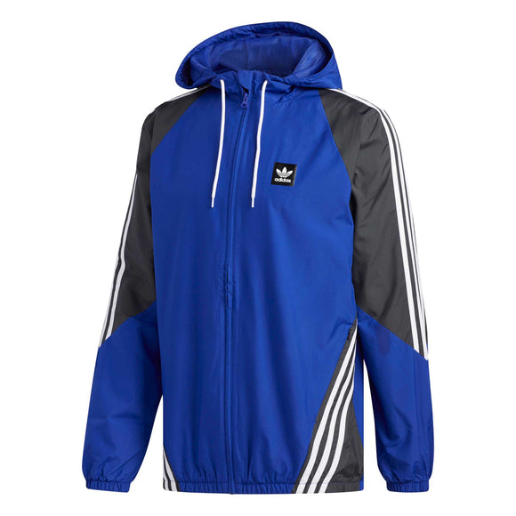 Adidas Insley jacket DU8336 active blue/solid grey/white Canada
