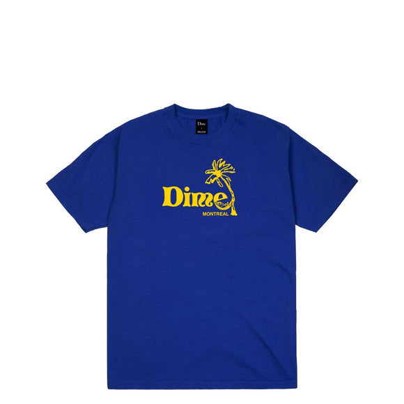 Dime Island t-shirt royal Canada