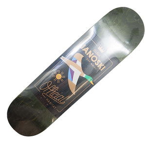 "Habitat Official x Black Janoski Deck (8.125"")"