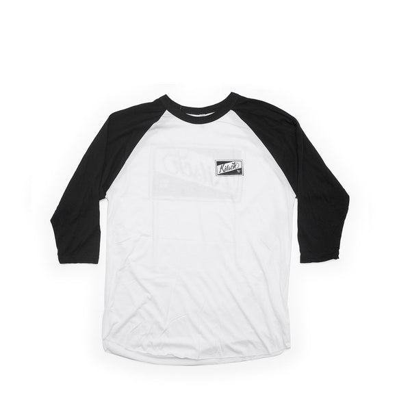 Kitsch Match 3/4 Sleeve Raglan