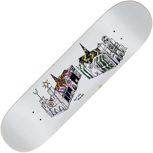 "Krooked Cromer Holy Hell deck (8.06""x31.91""), Full Canada"