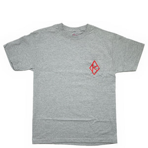 Krooked Eyes On The Prize Pocket T-Shirt