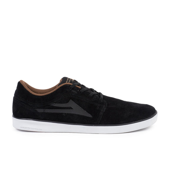 Lakai Howard Black/Suede