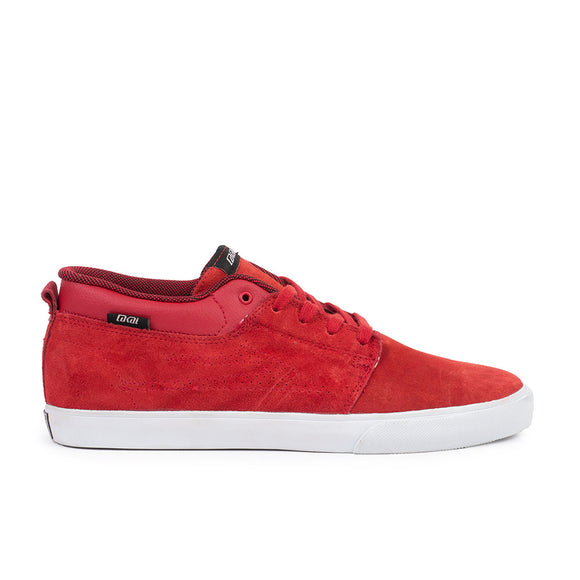 Lakai Marc Shoes - Red