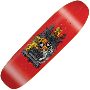 "Flip Lance Mountain Crest stained deck (9"" x 32.5"")"