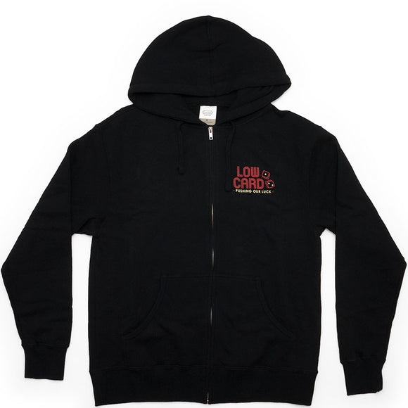 Lowcard Luck Zip Hoody
