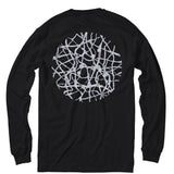 Magenta Cell L/S T-Shirt