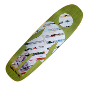 "Girl McCrank Art Dump Alumni Cruiser Deck (8.5"")"