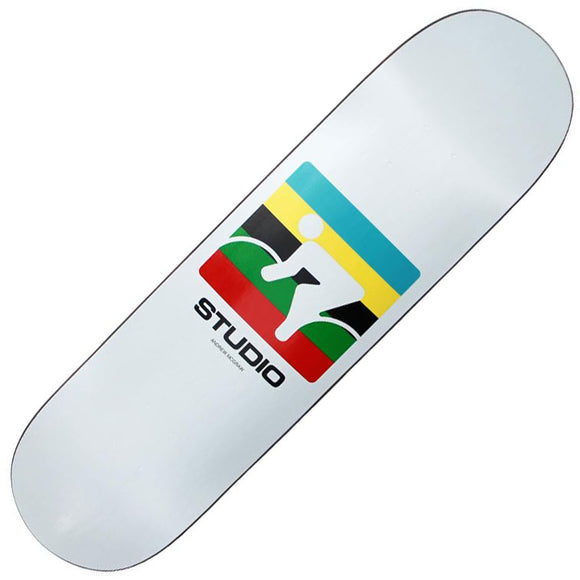 Studio McGraw Euro Cycle deck (8.25