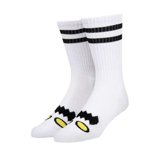 Toy Machine Monster Face Crew Socks