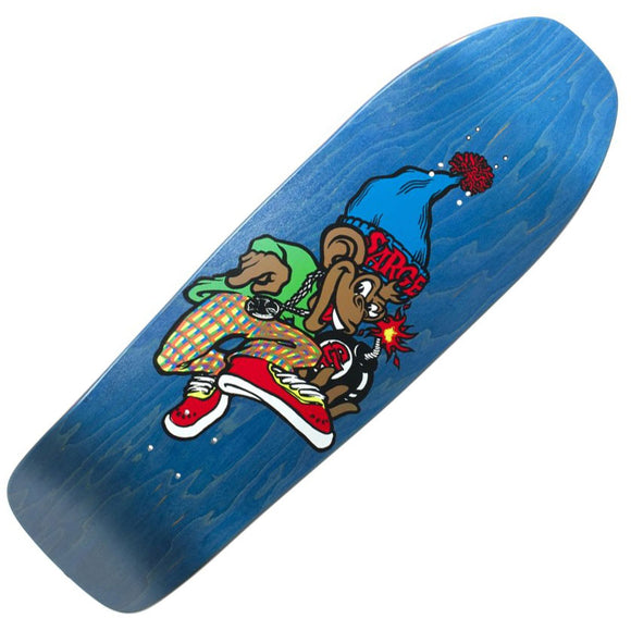 New Deal Sargent Monkey Bomber deck (9.625