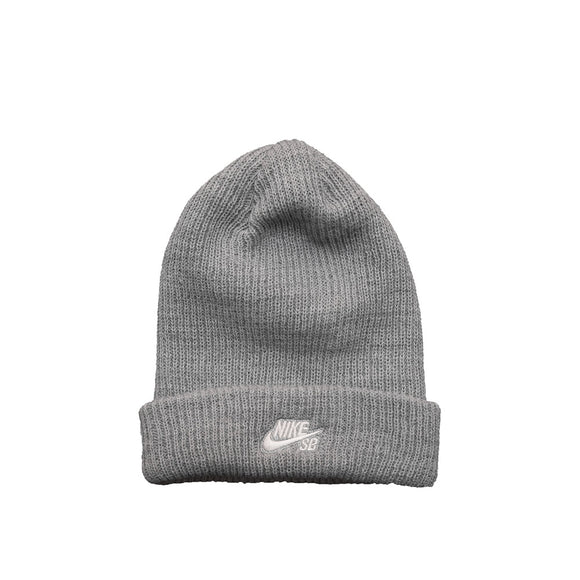 Nike SB Fisherman Beanie - Grey