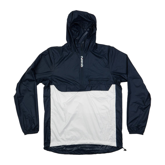 Nike SB Packable Anorak 860265-475 Navy/White