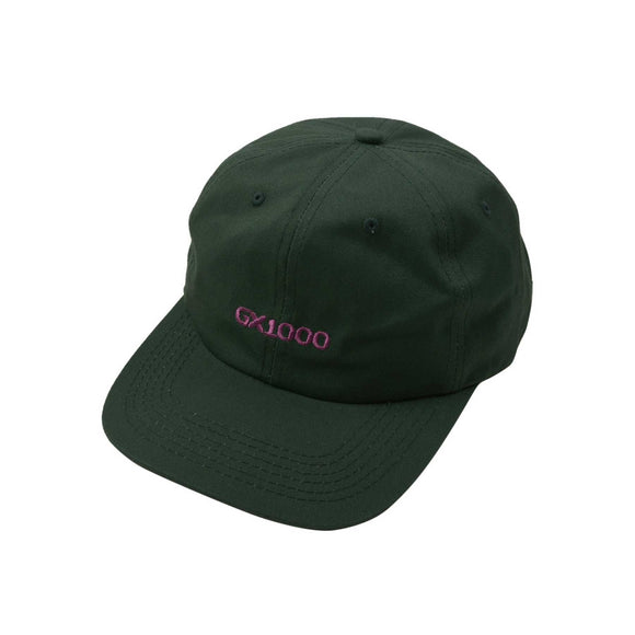 GX1000 OG Logo 6-Panel hat, Green Canada