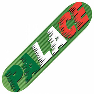 "Palace Fast Green Team Deck (8.40"")"