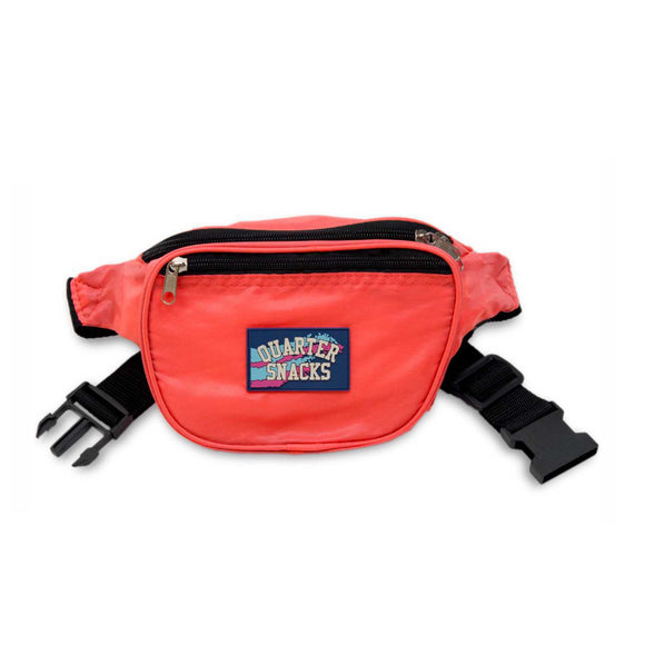 Quartersnacks Party Satchel, red Canada