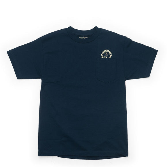 Pass Port Magic Man Pocket Tee