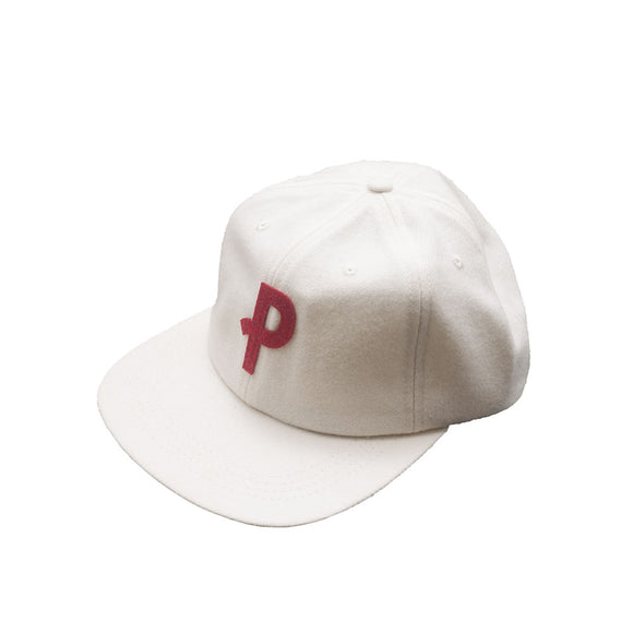 Polar Baseball Cap - Off White